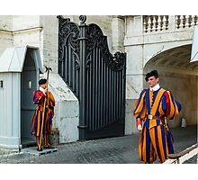 Vatican - Roma Photographic Print