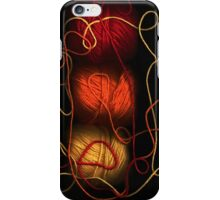 iPhone Case of painting...Strung Out... iPhone Case/Skin
