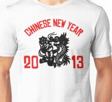 Chinese New Year 2013 T-Shirt Unisex T-Shirt