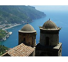 A view from Ravelo - Italy Photographic Print