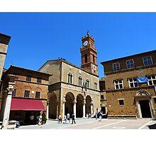 PIENZA - TOSCANA - ITALY Photographic Print