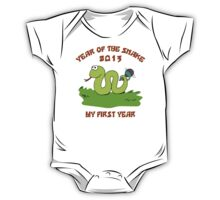 Born in The Year of The Snake 2013 T-Shirt One Piece - Short Sleeve