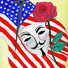 V  the Vendetta against America by Anne Gitto