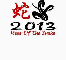 2013 Year of The Snake T-Shirt Unisex T-Shirt