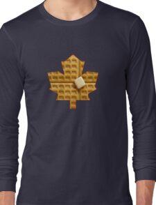 Toronto Maple Leafs - Waffles Long Sleeve T-Shirt