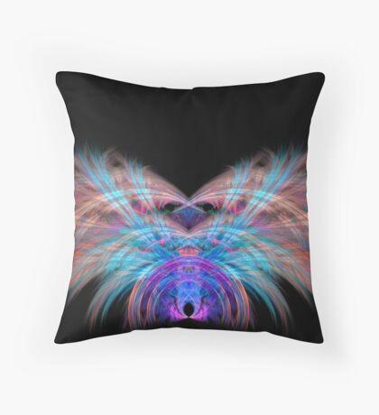 Light Show Throw Pillow