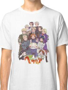 Hetalia Tee Classic T-Shirt