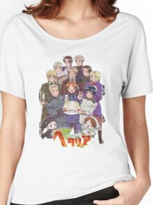 Hetalia Tee Women's Relaxed Fit T-Shirt
