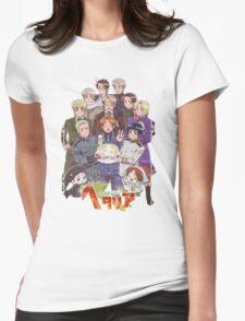 Hetalia Tee Womens Fitted T-Shirt