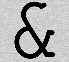 Ampersand (Courier New) Unisex T-Shirt