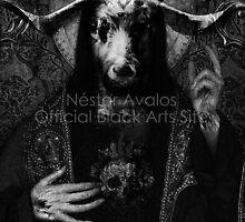 sanctus diavolo by NestorAvalos
