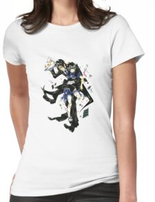 Ciel in Wonderland Womens Fitted T-Shirt