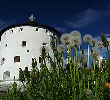 """Kaiserturm"" of Kufstein Fortress - Austria by Kat Simmons"