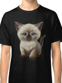 Cataclysm- Siamese Kitten Classic Classic T-Shirt