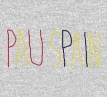PAU SPAIN by fonzyhappydays