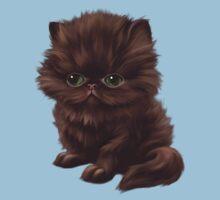 Cataclysm - Persian Kitten - Classic Pattern One Piece - Short Sleeve