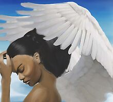 Epica the Angel by Stacy Parker