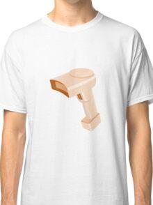 barcode scanner reader retro Classic T-Shirt