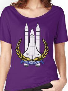 shuttle Women's Relaxed Fit T-Shirt