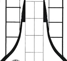 shuttle Sticker