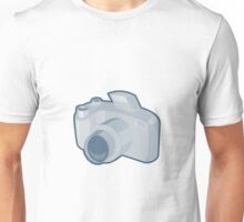 dslr camera retro Unisex T-Shirt