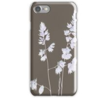 Grey And White iPhone Case iPhone Case/Skin