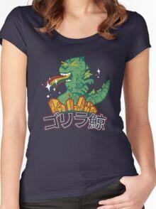 Kawaiijira Women's Fitted Scoop T-Shirt