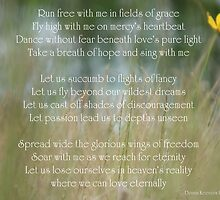 ~ Let us ~ by Donna Keevers Driver