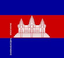 Cambodia, Represent by kaysha