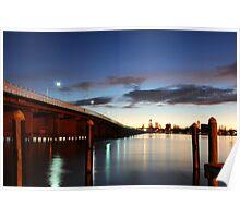 Forster Bridge Poster