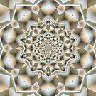 Infinite Geometric Cubes by Phil Perkins