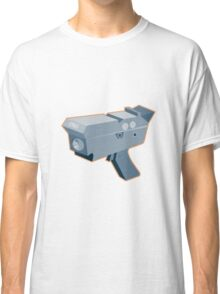 mobile speed camera radar gun retro Classic T-Shirt