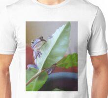 Hello Mr. Frog Unisex T-Shirt