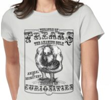 Theatre of Freaks - The Amazing Bulk Womens Fitted T-Shirt