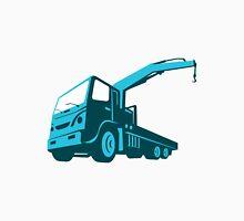 truck crane cartage hoist retro Unisex T-Shirt