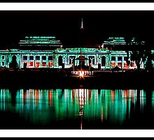 Canberra Enlighten 2011  by Brett Norman