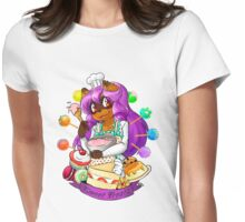 Sweet Treats Womens Fitted T-Shirt