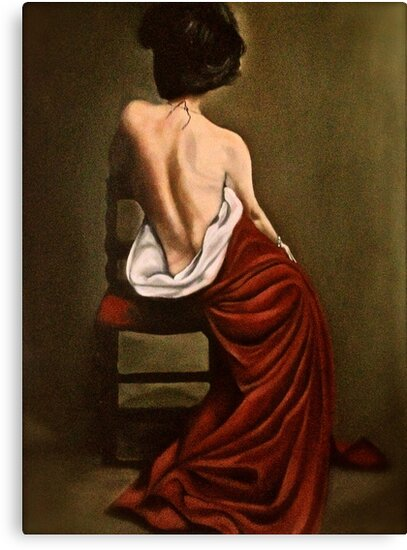 Il Mantillo Rosso by Heidi Erisman