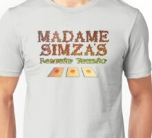Madame Simza's Fortune Telling Unisex T-Shirt