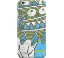 MUM CAT T-SHIRT iPhone Case/Skin