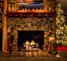 Christmas Warmth by Kathy Weaver