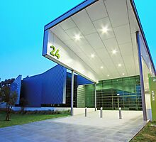 NATSEM   Ann Harding Conference Centre, University of Canberra by Property & Construction Photography
