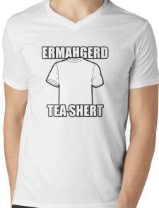 ERMAHGERD t-shirt Mens V-Neck T-Shirt