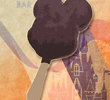 Mickey's Premium Ice Cream  Bar by Bantha