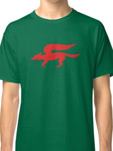 Star Fox Team Retro Logo Classic T-Shirt