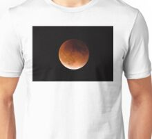 Supermoon Eclipse Unisex T-Shirt