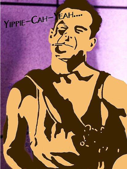 Yippe-Kah-Yea by Matthew Sandoval
