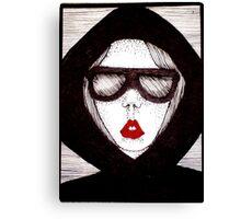 Lipstick 10 Canvas Print