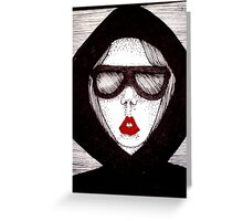 Lipstick 10 Greeting Card