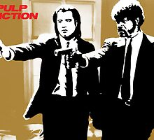 Pulp Fiction by Matthew Sandoval